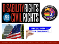 Slide 11 - Disability rights images
